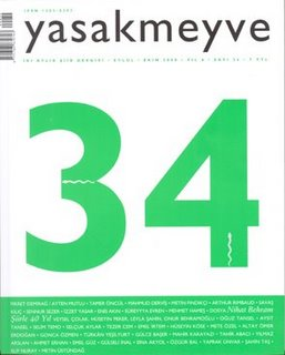 Yasak Meyve, a literaty criticism journal has been the publisher of the original book.