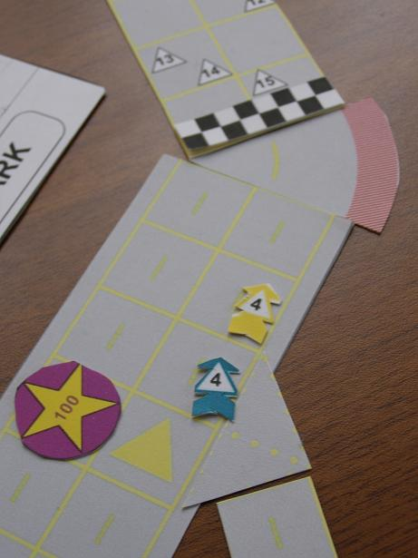 Urban Racing Boardgame Prototype_detail_2